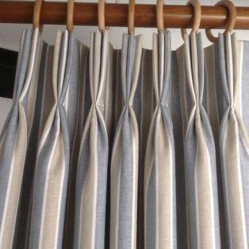 ผ้าม่านจีบ สวย รางโชว์ ร้านผ้าม่าน