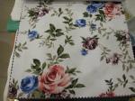 ผ้า cotton canvas  คอตต้อน แคนวาส