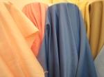 ผ้าม่านสีพื้น