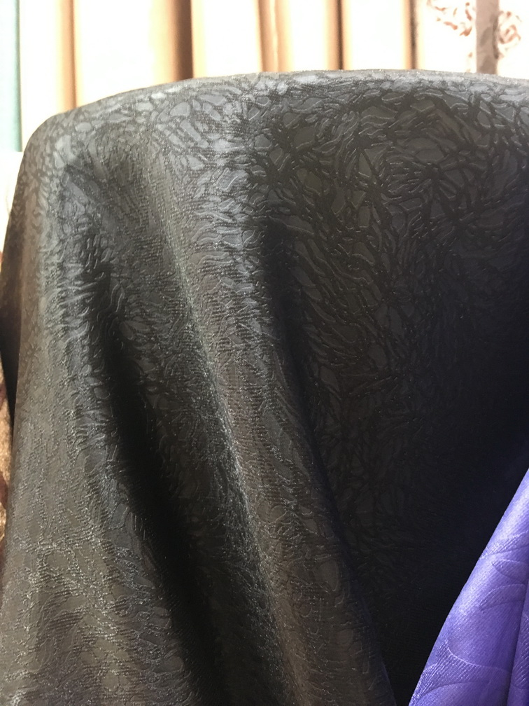 ผ้าม่านกันUV ลายในตัว เนื้อหนา สวยหรู ราคาถูก