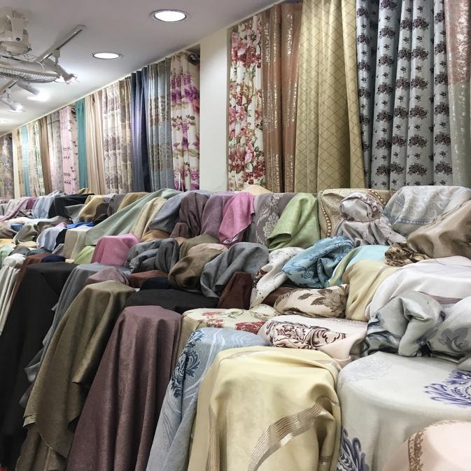 ร้านผ้าม่าน ATM Decor บริษัท แฟบริค พลัส มีจำหน่ายผ้าสำหรับตัดเย็บผ้าม่านและผ้าหุ้มเบาะหลากหลายชนิด