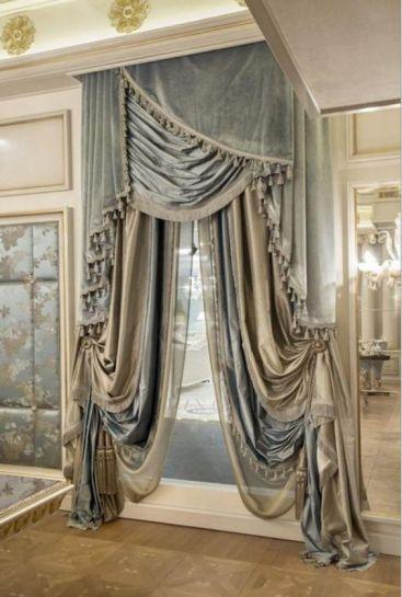 ผ้าม่าน หลุยส์ สวยหรู เพิ่มมิติความหรูหราให้บ้านดูภูมิฐาน มีระดับ ผ้าม่านหลุยส์มีเสน่ห์ในสไตล์ Charming & Elegant