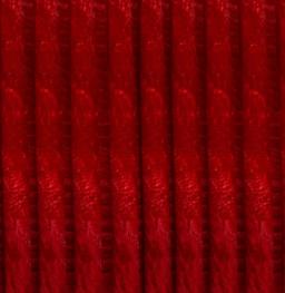 ผ้าม่านสีแดง