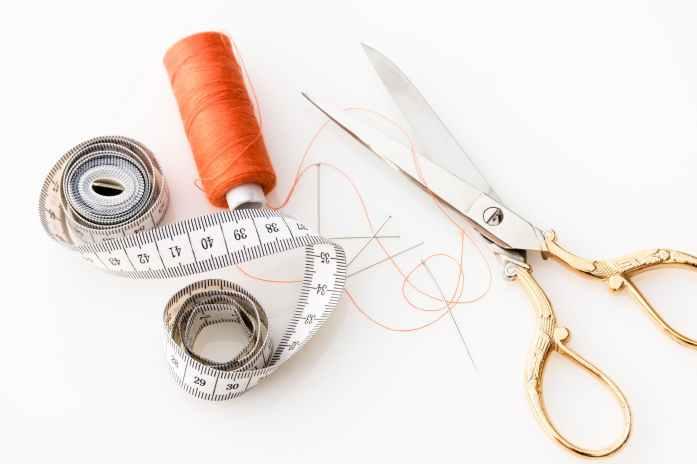 ตัดเย็บผ้าม่าน DIY