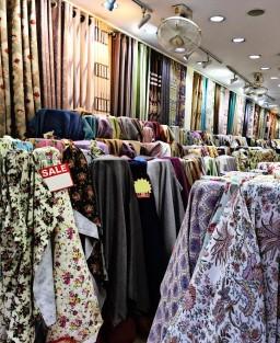 Curtain Fabrics for Sale
