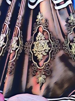 ผ้าม่านสวยดีไซน์ใหม่ๆ ที่ ร้านผ้าม่านเอทีเอ็ม เดคอร์ พาหุรัด
