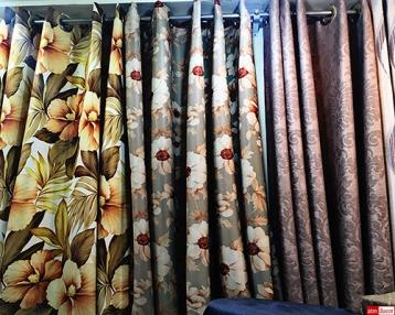 Bangkok Curtain Fabrics Phahurat (Pahurat) Shop near The Old Siam, India Emporium, and China World
