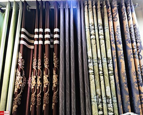 Bangkok Curtain Fabrics Phahurat (Pahurat) Shop near The Old Siam, India Emporium, and China WorldShop The Old Siam India Emporium China World
