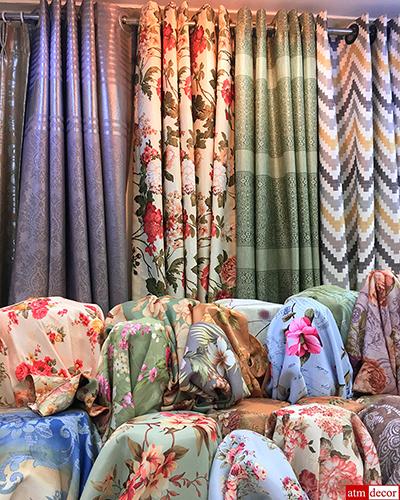 ผ้าม่านพาหุรัด คุณภาพเกรด A ราคาโรงงาน ร้านขายผ้าม่านพาหุรัด