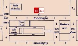 แผนที่ร้านผ้าม่านพาหุรัด ถนนพาหุรัด