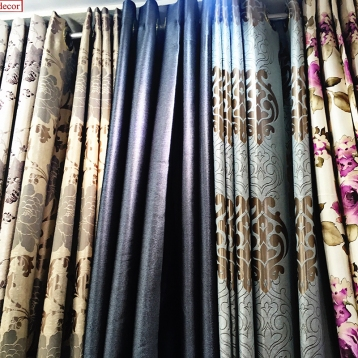 ผ้าม่านสวย ผ้าม่านพาหุรัด ราคาถูก