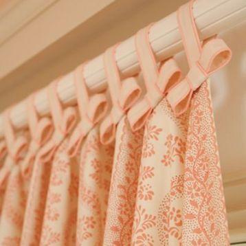 ผ้าม่าน diy สวยงาม