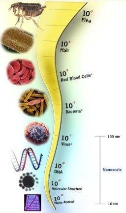 นาโนไซซ์ขนาดไหน