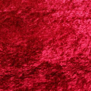 ผ้ากำมะหยี่สีแดง 1