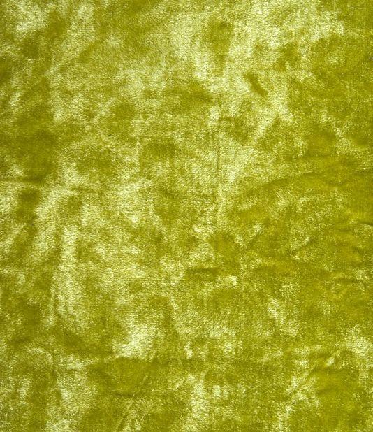 ผ้ากำมะหยี่เหลืองเข้ม