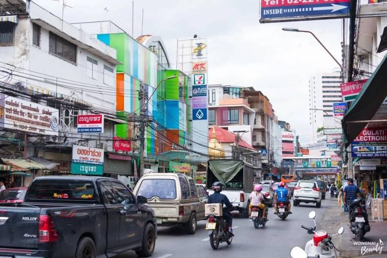 พาหุรัด ศูนย์รวมค้าขายผ้าในประเทศ