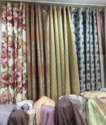 Bangkok Curtains Shop Fabric PlusBangkok Curtains Shop Fabric Plus