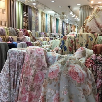 Bangkok curtains shop fabric plus sells custom curtains