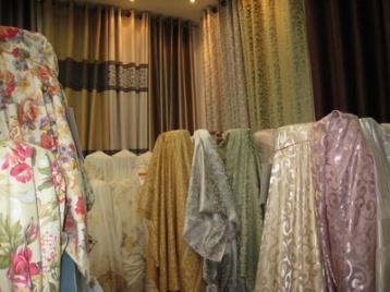 Bangkok curtains shop fabric plus sells custom curtains