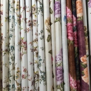 curtain floral designs bangkok
