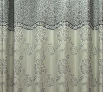 curtains bangkok gray top