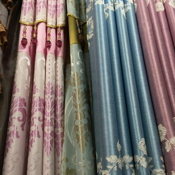 Curtains store in Bangkok