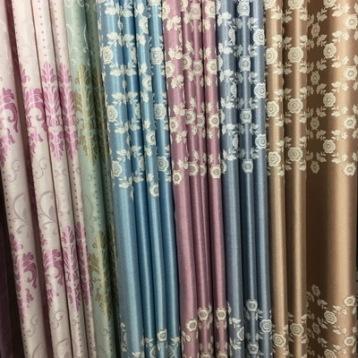 Curtains store in Bangkok