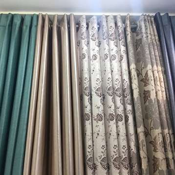 Bangkok Curtains Shop Fabric Plus