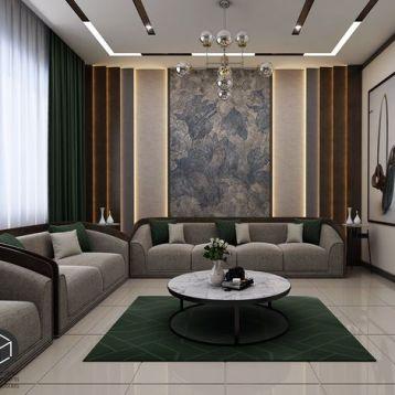 ติดตั้งผ้าม่านสูง เหมาะกับบ้านออกแบบ Customize