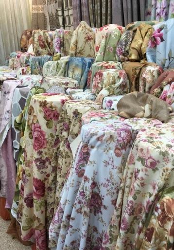 ร้านผ้าม่าน แฟบริค พลัส ขายผ้าม่าน ราคาถูก