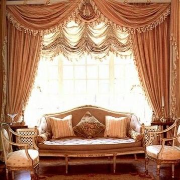 ผ้าม่านหน้าต่าง สง่างาม