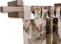รางผ้าม่าน งานไม้
