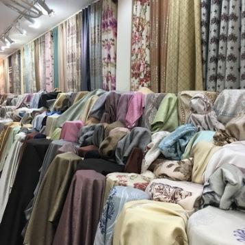 ร้านผ้าม่าน Fabric Plus พาหุรัด