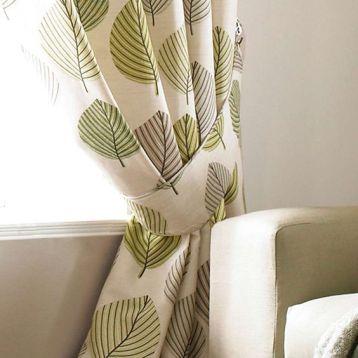 สายรัดม่าน ทำจากผ้าม่าน
