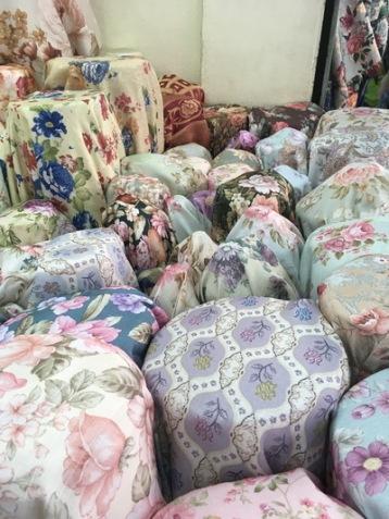floral curtain designs