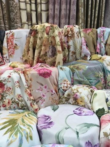 floral curtains bangkok blackout variety