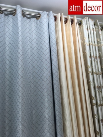 Phahurat curtains bangkok