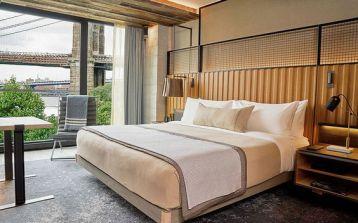 ผ้าม่านโรงแรม สวยงาม สไตล์โมเดิร์น ทันสมัย