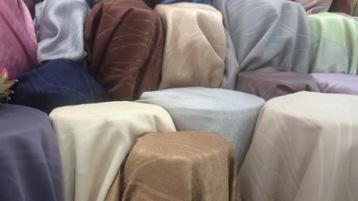 ผ้าม่านกันUV ลายเวฟ ร้านผ้าม่าน แฟบริค พลัส