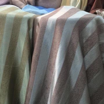 ผ้าม่านกันยูวี ลายริ้ว ร้านผ้าม่าน พาหุรัด บริษัท แฟบริค พลัส