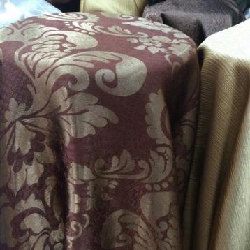 ผ้าม่านกันUV เนื้อทูโทน ใช้ได้สองหน้า ร้านผ้าม่าน แฟบริค พลัส