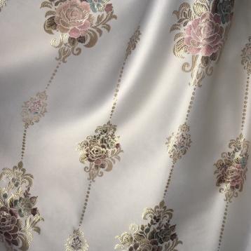 ผ้าม่านสวยๆ ทอแบบลวดลายคล้ายลายปัก เนื้อหนาพิเศษ ร้านผ้าม่าน แฟบริค พลัส แหล่งผ้าทำผ้าม่านประเทศไทย