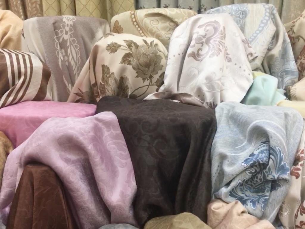 ผ้าทำผ้าม่านกันUV ร้านผ้าม่าน แฟบริค พลัส พาหุรัด