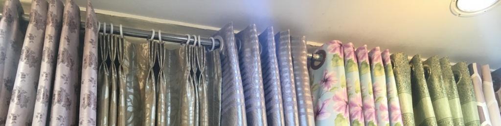 ผ้าม่านกันUV ร้านผ้าม่าน แฟบริค พลัส 1