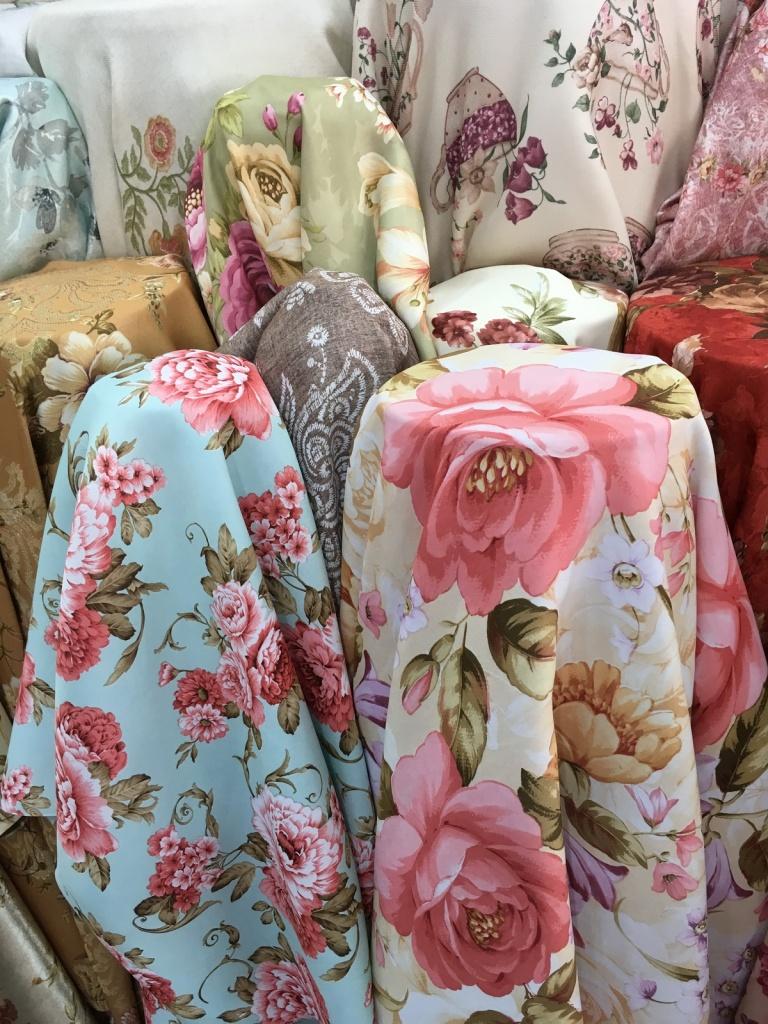 ผ้าม่านลายวินเทจสวยๆ หน้ากว้างพิเศษ ร้านผ้าม่าน atm decor