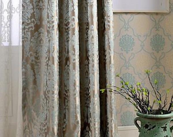 ผ้าม่านลายหลุยส์ สวยงาม Aristocrat เลิศหรู กับการตกแต่งสไตล์ Classic Victoria
