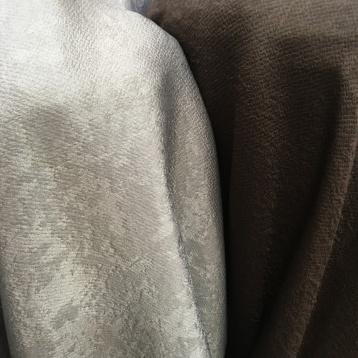 ผ้าเย็บผ้าม่าน เนื้อหนานุ่ม กันUV สวยมาก สไตล์โมเดิร์น เนื้อผ้าคล้ายผ้ากำมะหยี่ ร้านผ้าม่านพาหุรัด สวย ราคาถูก บริษัท แฟบริค พลัส แหล่งผ้าทำผ้าม่านประเทศไทย