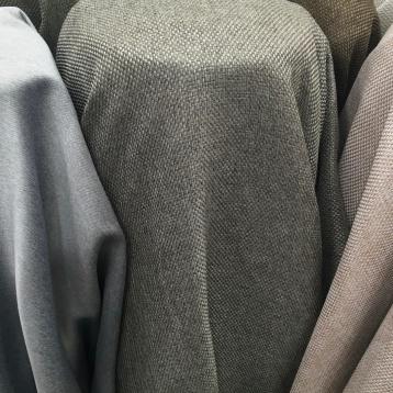 ผ้าเย็บม่าน เนื้อกระสอบ กันuv หนาพิเศษ กว้างพิเศษ ร้านผ้าม่านพาหุรัด