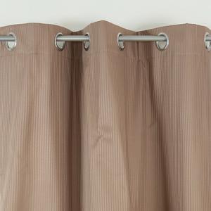 ผ้าม่านที่มีลอยน้อยๆ อาจทำให้ผ้าม่านขาดความพลิ้วไหว
