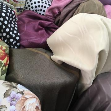 ผ้าทำผ้าม่านสวยๆ ร้านผ้าม่าน แฟบริค พลัส ขายผ้าม่านราคาส่ง